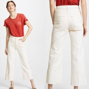 NWT J Brand Joan High Rise Crop